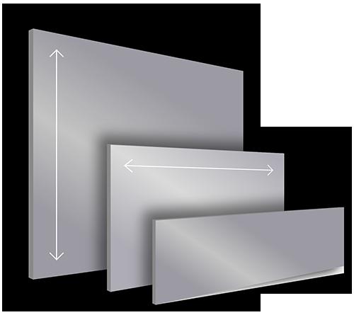 spiegel auf mass und spiegel nach mass. Black Bedroom Furniture Sets. Home Design Ideas